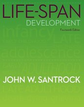 Life-Span Development Santrock 14th Edition Test Bank