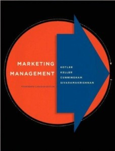Test Bank for Marketing Management, 14th Canadian Edition : Kotler