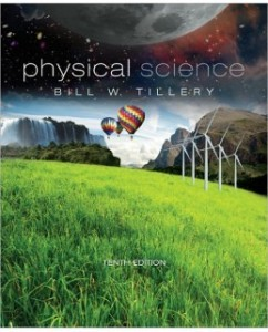 Test Bank for Physical Science, 9th Edition: Bill Tillery
