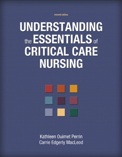 Solution Manual for Understanding the Essentials of Critical Care Nursing 2nd Edition by Perrin