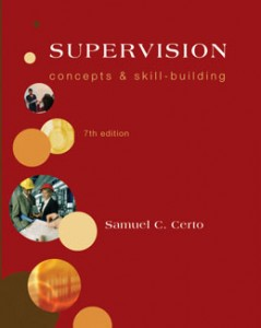 Test Bank for Supervision Concepts and Skill Building, 7th Edition: Certo