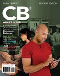 Test Bank for CB3 CB 3rd Edition Consumer Behavior Babin