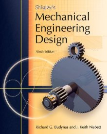 Solutions Manual to accompany Shigley's Mechanical Engineering Design 9th edition 9780073529288