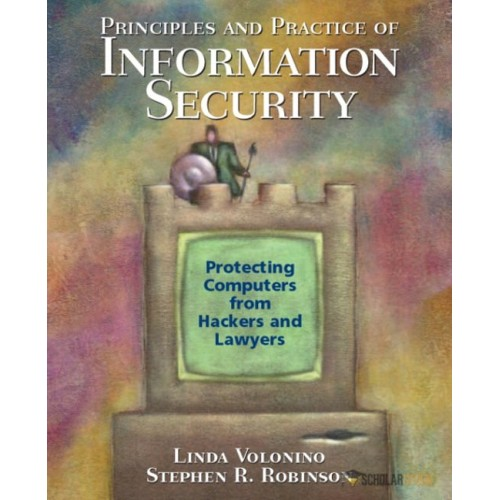 Test Bank for Principles and Practice of Information Security : 0131840274