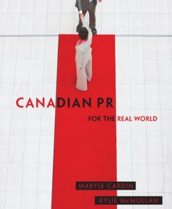 Solution Manual for Canadian PR for the Real World Maryse Cardin, Kylie McMullan