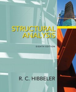 Solution Manual for Structural Analysis 8th Edition by Hibbeler
