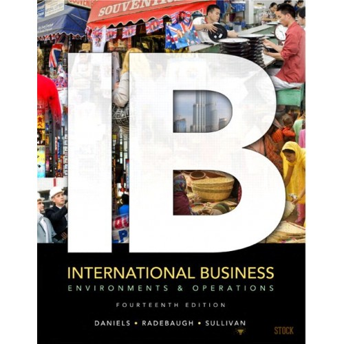 Solution Manual for International Business: Environments & Operations, 14/E 14th Edition : 0133033988