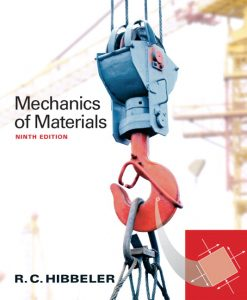 Solution Manual for Mechanics of Materials 9th Edition by Hibbeler