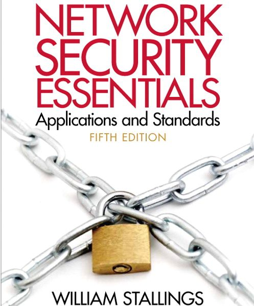 Solution Manual for Network Security Essentials Applications and Standards, 5/E 5th Edition William Stallings