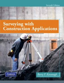 Solutions Manual to accompany Surveying with Construction Applications 7th edition 9780135000519