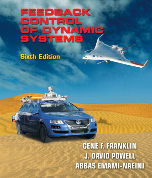Solution Manual for Feedback Control of Dynamic Systems 6th Edition by Franklin
