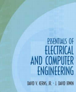 Solution Manual for Essentials of Electrical and Computer Engineering David V. Kerns, J. David Irwin