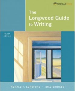 Solution Manual for Longwood Guide to Writing, The, 4/E 4th Edition : 0205553761