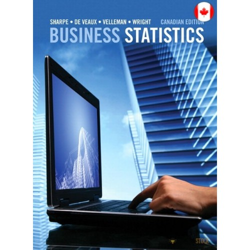 Test Bank for Business Statistics, First Canadian Edition : 0321754247 : Canada