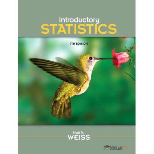 Test Bank for Introductory Statistics, 9/E 9th Edition : 0321897196