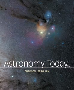 Solution Manual for Astronomy Today 8/E 8th Edition Eric Chaisson, Steve McMillan