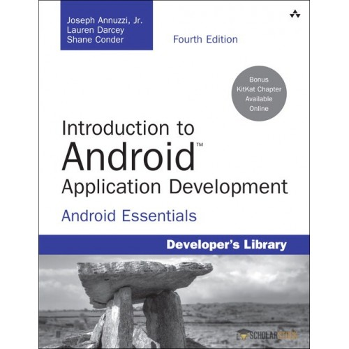 Test Bank for Introduction to Android Application Development: Android Essentials, 4/E 4th Edition : 0321940261