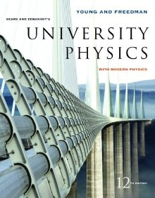 Solutions Manual to accompany University Physics With Modern Physics 12nd edition 9780805321876