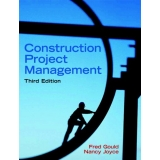 Solutions Manual to accompany Construction Project Management 3rd edition 9780131996236
