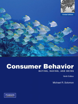 Test Bank for Consumer Behavior 9th edition by Michael R. Solomon