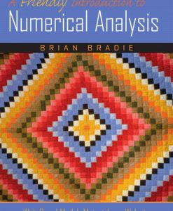 Solution Manual for A Friendly Introduction to Numerical Analysis Brian Bradie
