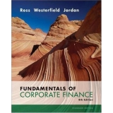 Test bank for Fundamentals of Corporate Finance 8th 9780073530628