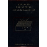 Solutions Manual to accompany Advanced Engineering Electromagnetics 9780471621942
