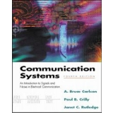 Solutions Manual to accompany COMMUNICATION SYSTEMS (4) 9780070111271