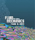 Solutions Manual to accompany Fluid Mechanics 5th edition 9780072831801
