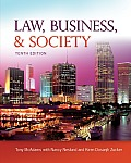 Test bank for Law, Business and Society 10th 0073525006