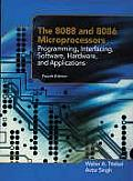 Solutions Manual to accompany 8088 & 8086 Microprocessors 4th edition 9780130930811
