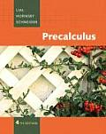 Solutions Manual to accompany Precalculus 4th edition 9780321528841