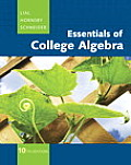 Solutions Manual to accompany Essentials of College Algebra 10th edition 9780321664990