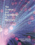 Solutions Manual to accompany The Science and Engineering of Materials 4th edition 9780534953737