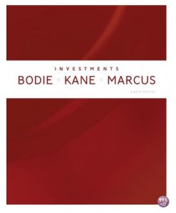 Test Bank for Essentials of Investments 8th Edition by Bodie