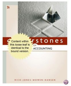 Solution Manual for Cornerstones of Financial Accounting 3rd Edition by Rich