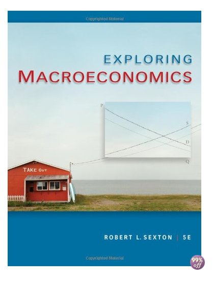 Test Bank for Exploring Macroeconomics 5th Edition by Sexton
