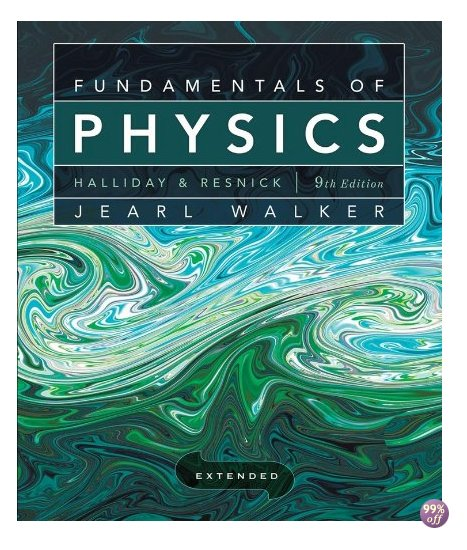 Solution Manual for Fundamentals of Physics Extended 9th Edition by Halliday