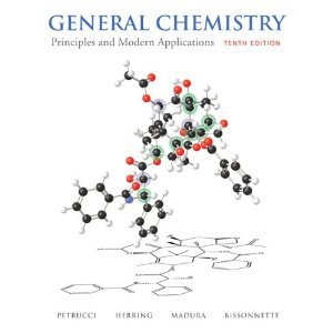 General Chemistry Principles and Modern Applications Petrucci 10th Edition Test Bank
