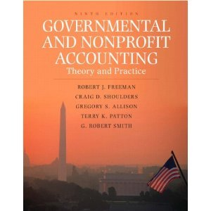 Governmental and Nonprofit Accounting Theory and Practice Shoulders 9th Edition Test Bank