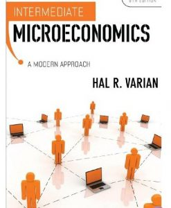 Test Bank for Intermediate Microeconomics 8th Edition by Varian