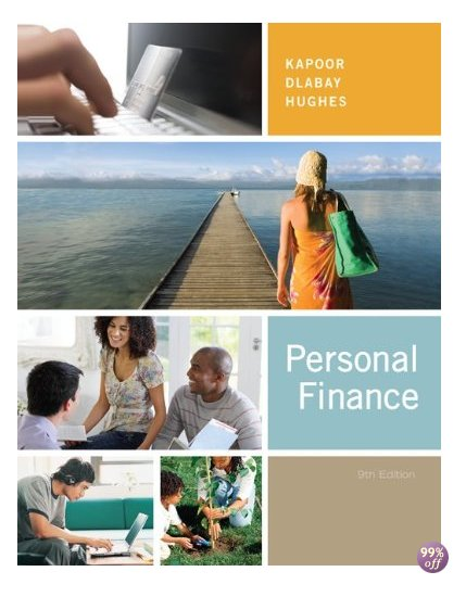 Solution Manual for Personal Finance 10th Edition by Kapoor