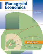 Solution Manual for Managerial Economics 12th Edition by Hirschey