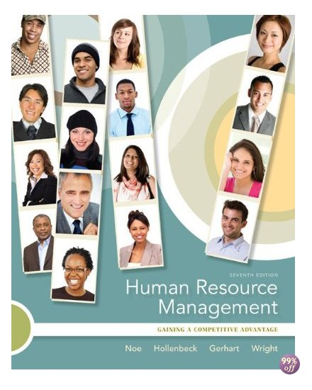 Test Bank for Human Resource Management Gaining a Competitive Advantage 7th Edition by Noe