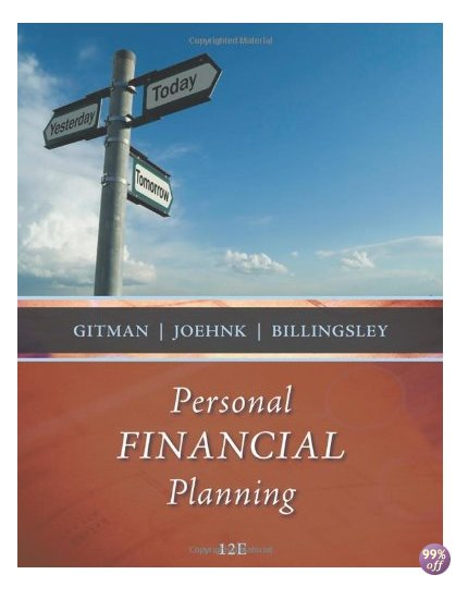 Solution Manual for Personal Financial Planning 12th Edition by Gitman