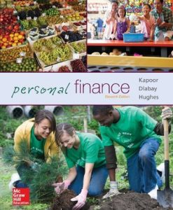 Personal Finance Kapoor 11th Edition Test Bank