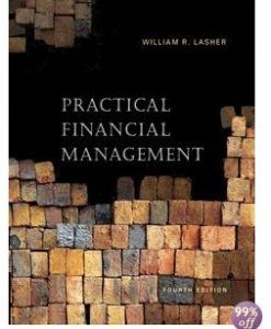 Test Bank for Practical Financial Management 6th Edition by Lasher