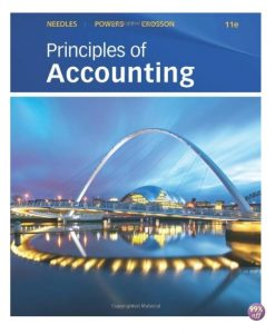 Solution Manual for Principles of Financial Accounting 11th Edition by Needles