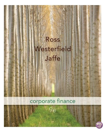 Solution Manual for Corporate Finance 9th Edition by Ross