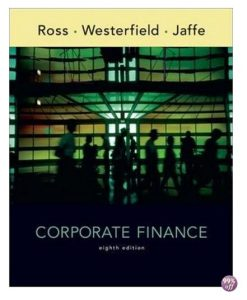 Solution Manual for Essentials of Corporate Finance 8th Edition by Ross